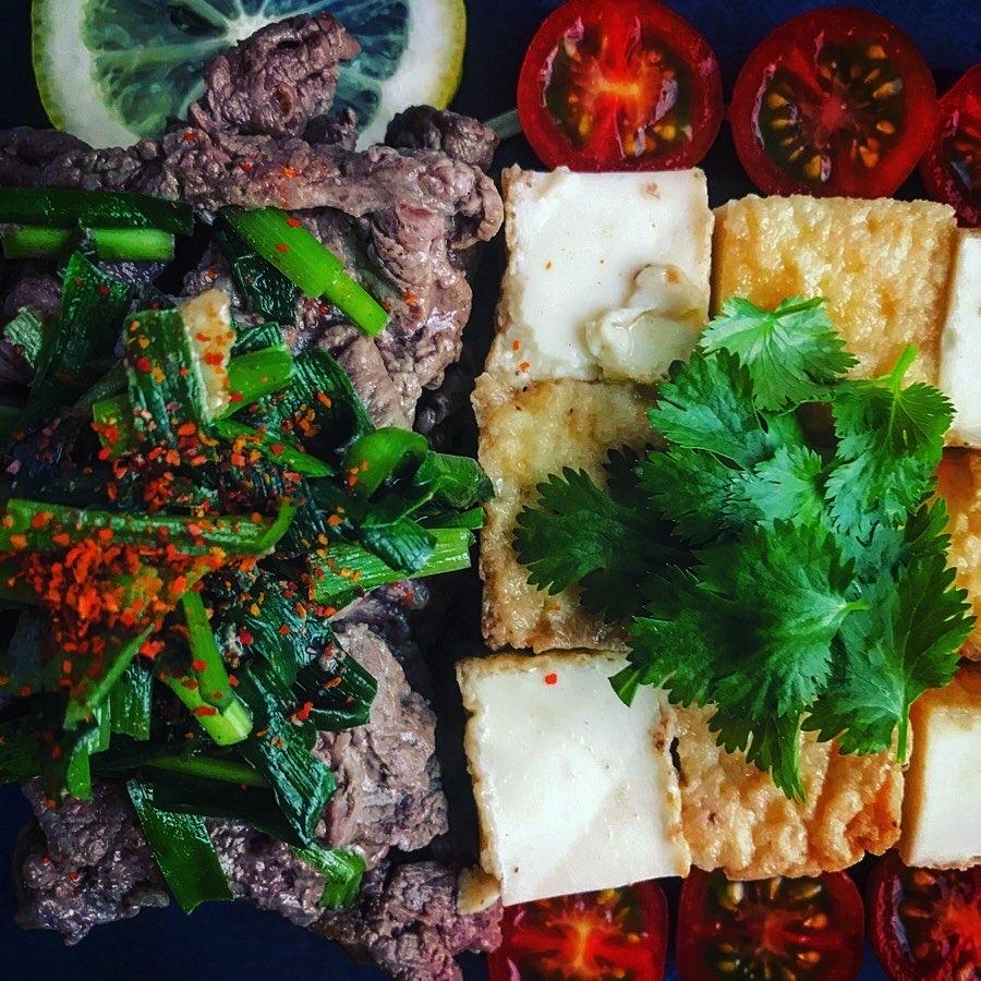 ベトナム風肉豆腐